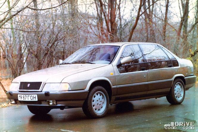Седан ГАЗ-3105. 1988 год