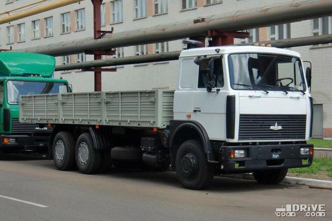 МАЗ-6303. Завод МАЗ. 17/06/2010