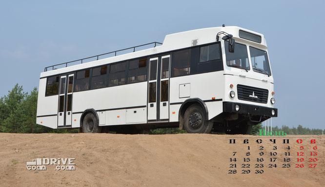 Автобус МАЗ 131020