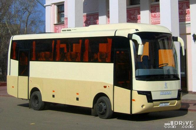 """""""КАМА"""" на шасси КАМАЗ-4308"""
