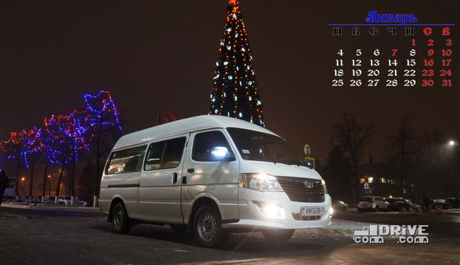 "Микроавтобус МАЗ 182 ""Ника"""