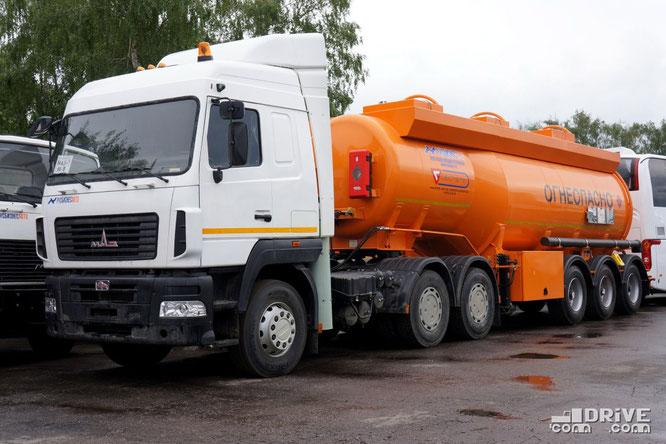 Седельный тягач МАЗ-6430A9