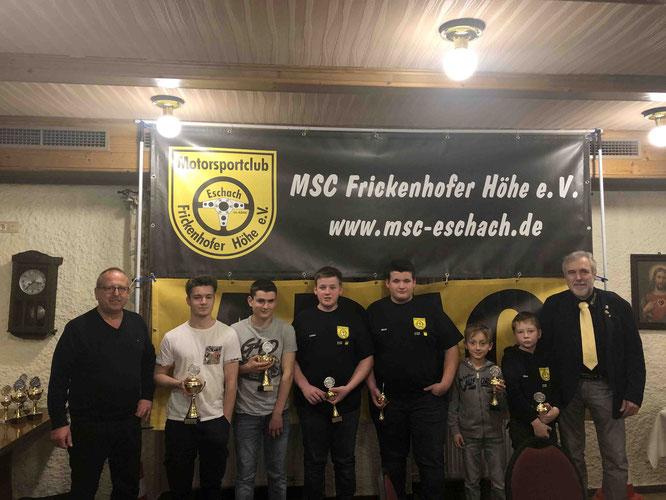 Sieger Jugendgruppe 2019