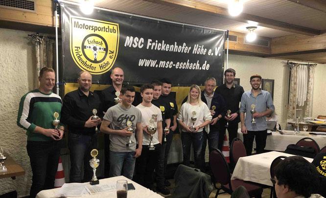Sieger Sportfahrer 2019