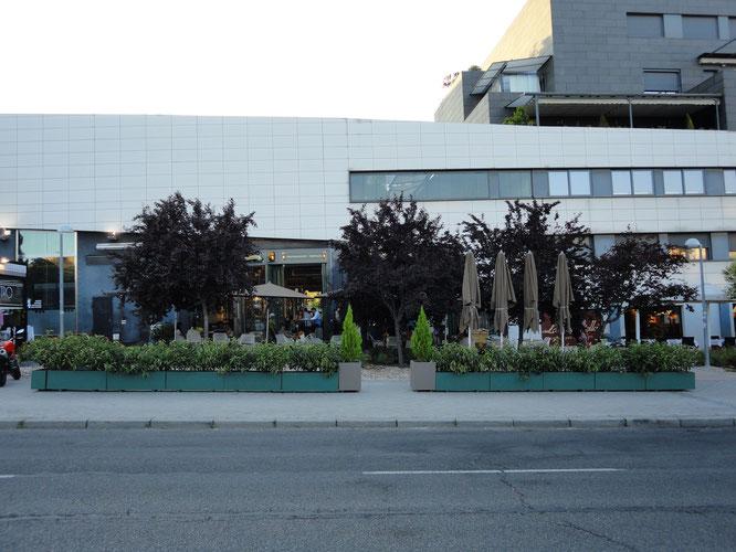 jardineras prefabricadas para terrazas