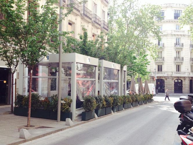 jardineras prefabricadas