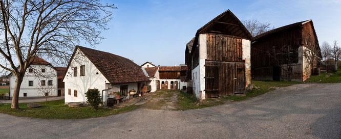 Bauernhof im Ortsteil Ruprechting