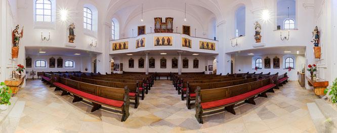 Pfarrkirche Aschach