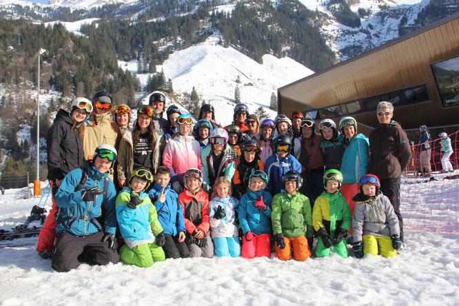 Skilager 2019, Melchsee Frutt