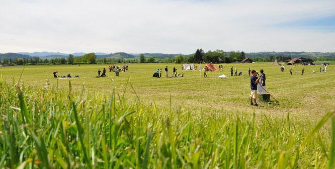 Pfingstlager 2013 in Wauwil