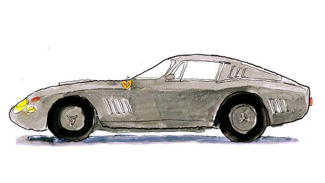 Ferrari 275 GTB/C Speciale 1964, Classic Cars, Oldtimer, Oldtimer als Investment, Alternative Wertanlage
