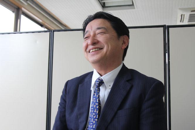 企画・管理グループ  橋川 真司グループマネジャー