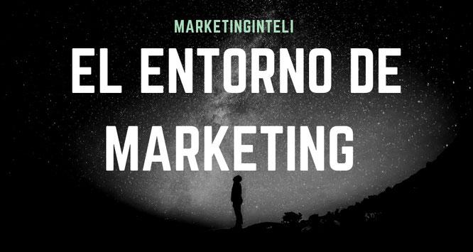 Análisis del entorno de marketing