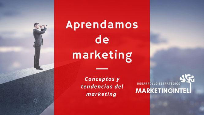 Cómo aprender de marketing