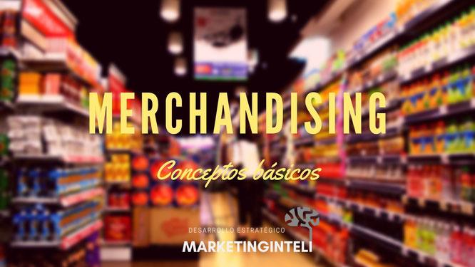Estrategias de merchandising