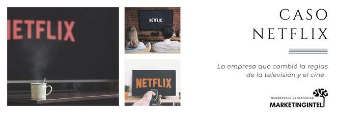 Estrategia de Netflix