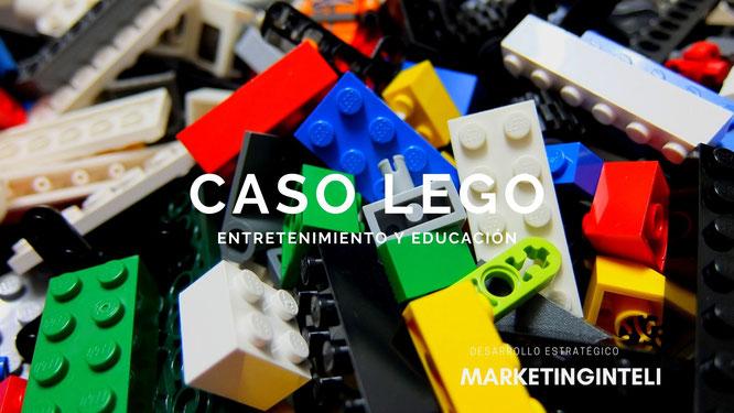 Lego entretenimiento y educación