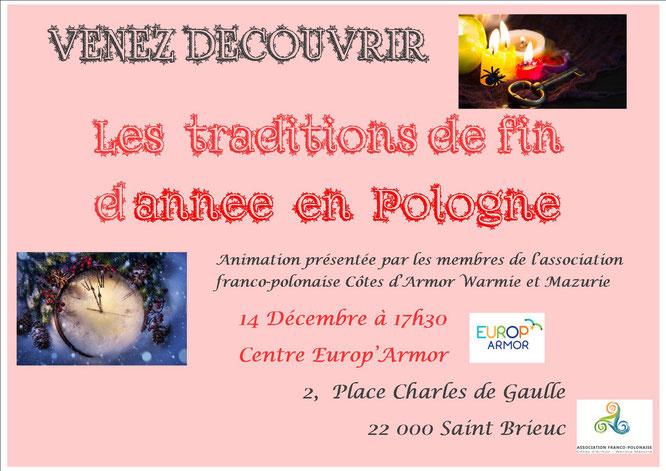 4845aa476e96 Noël franco-polono-breton approche.... soyez parmi nous - Site de ...