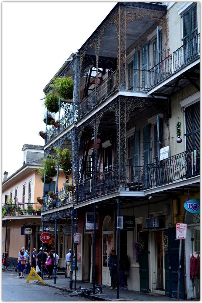 New Orleans NOLA Louisiana