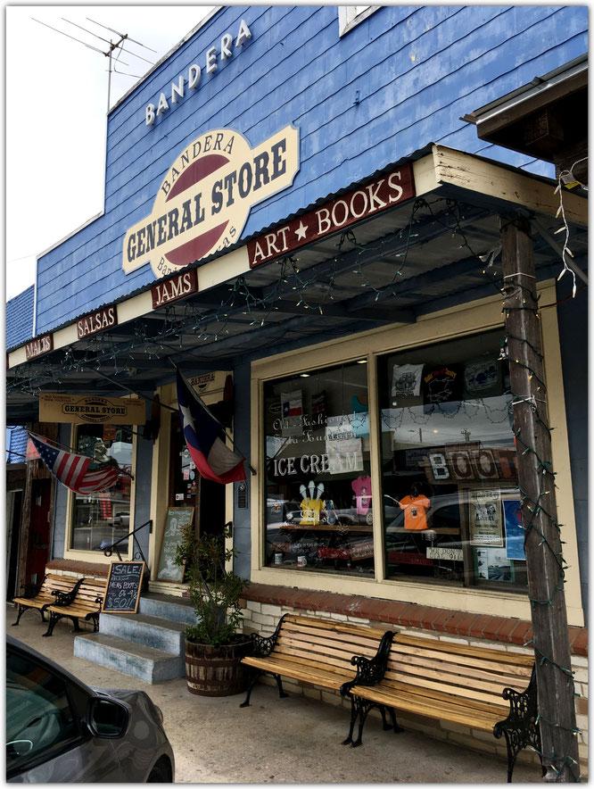 Bandera Texas General Store Village