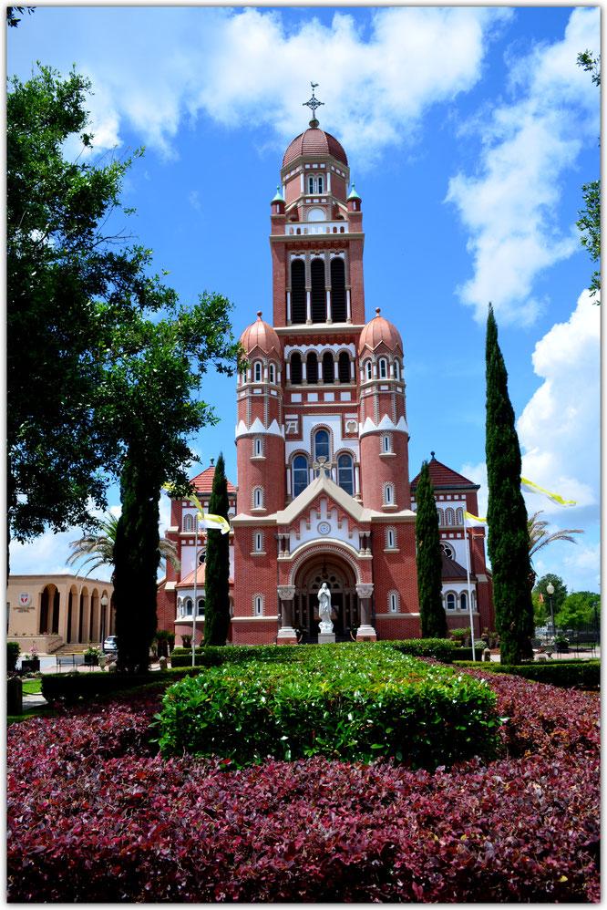 St. Johns Cathedral Lafayette Louisiana