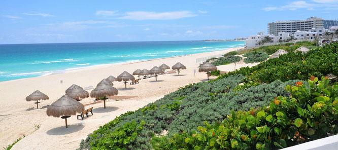 Mexiko Cancun