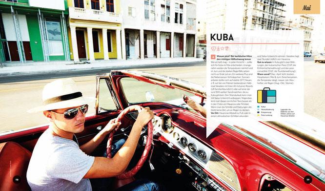 Reiseziel Cuba