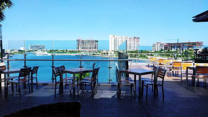 Cancun Hafen
