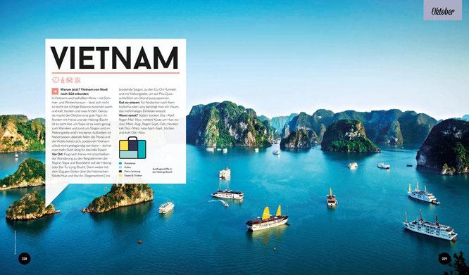 Reise Tagebuch Vietnam