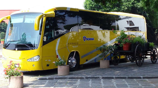 Renta de autobuses de turismo Irizar Century
