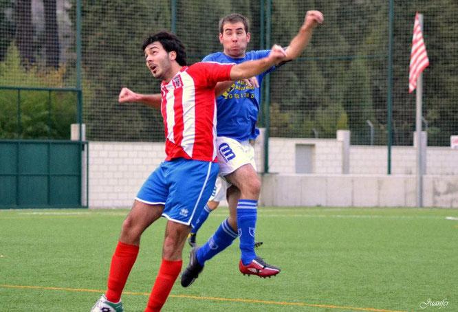 Imagen correspondiente al Laudio B - Zaramaga de la temporada 2012-13. Foto: Juanfer.