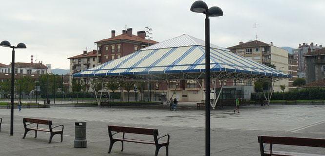 La feria tendrá lugar en la Plaza Aldai, al igual que el año pasado. Foto: zaraobedigital.com