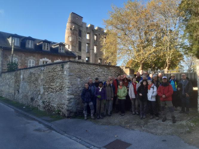 clermont de  l'Oise   - Novembre 2019-