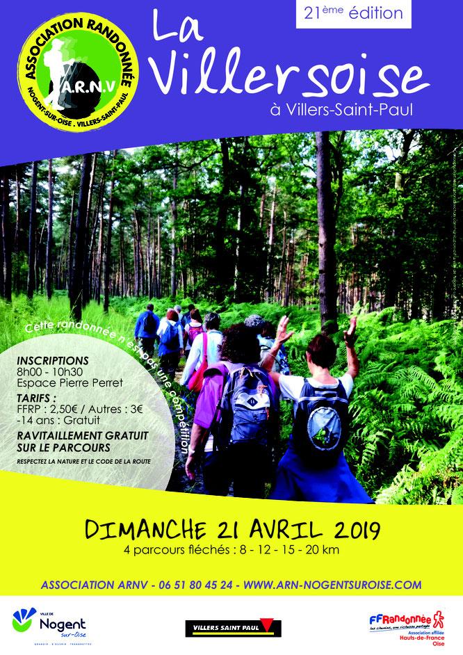 Plus de  130 randonneurs  sont  venus le  21 avril  sous le soleil ,  mais aussi  un  Dimanche de  Pâques.