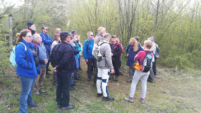 La Vallée Monet - 17 avril 2019 - visite guidée .