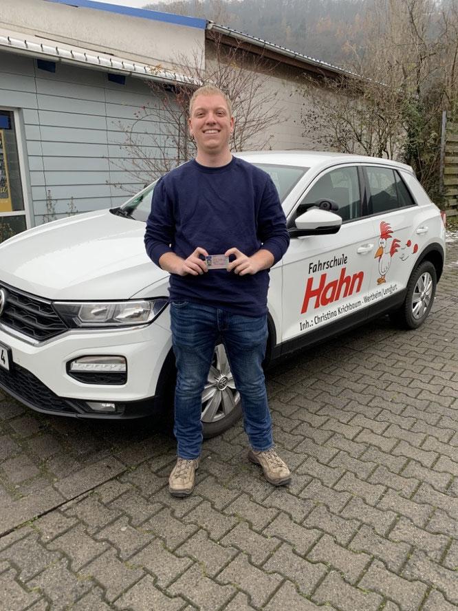 Tobias Diehm, 02.12.2020 in Wertheim