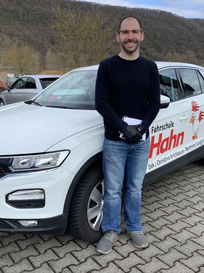Dwayne Blew, 12.03.2021  in Wertheim