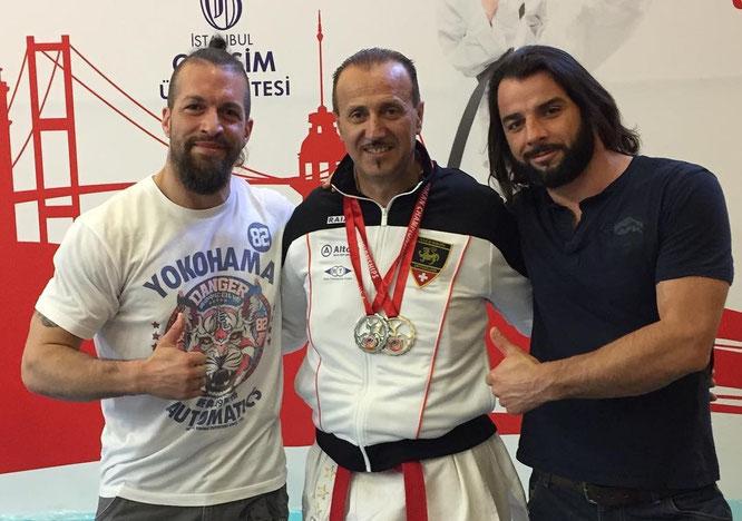 Marco Kuster - Zendokai Akatsuki Dojo Karate Jiu Jitsu MMA