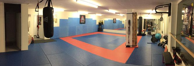 Akatsuki Dojo Brazilian Jiu-Jitsu Grappling Karate / Imanari Jiu-Jitsu Switzerland / Henko Kyokushin Karate
