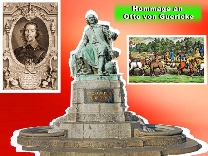 Hommage an Otto von Guericke