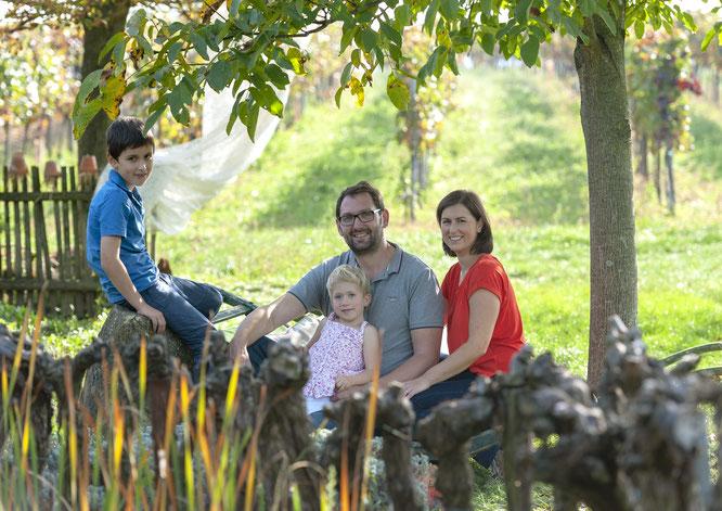 Familie Sailer Weinviertel