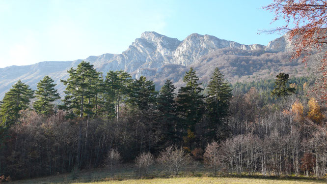 Domaine de Charance, Charance, Pic de Charance, panorama, Hautes Alpes