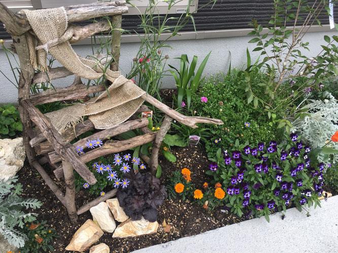 イングリッシュガーデン 庭づくり 廿日市 広島 外構