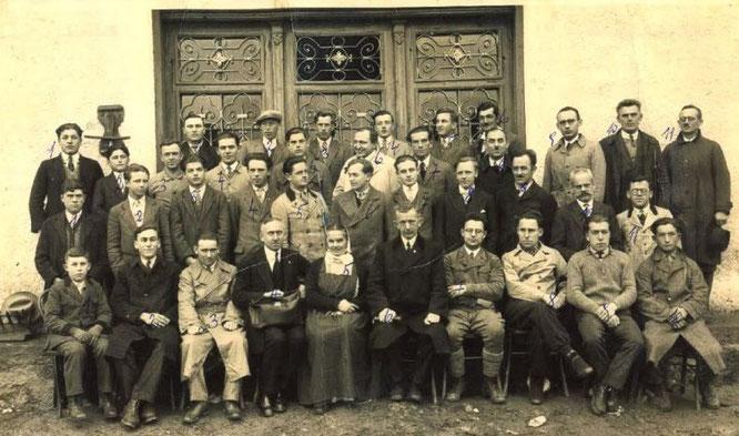 Männerfreizeit 1933