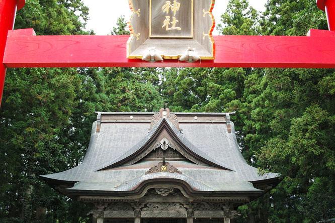 杉沢熊野神社