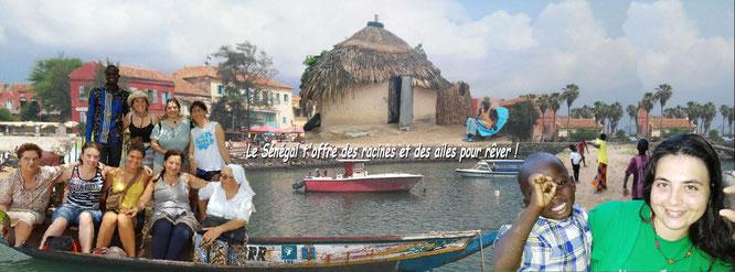Solidarité : Les Jeunes d'Espagne se rendent au Sénégal en 2016 et vivent la joie de la mission bleue en ce pays