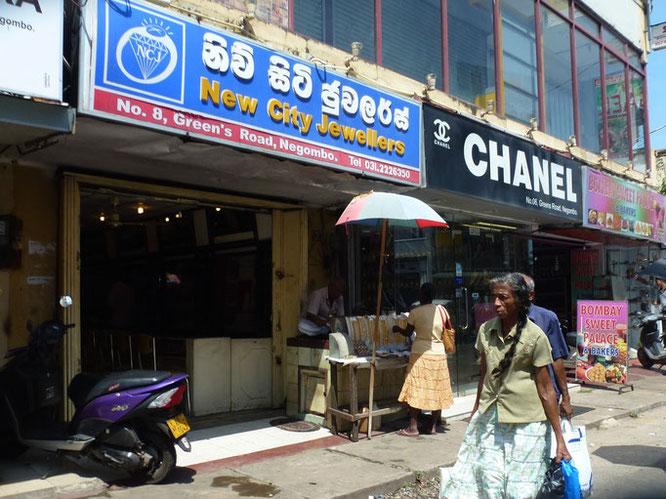Bild: Negombo Stadt