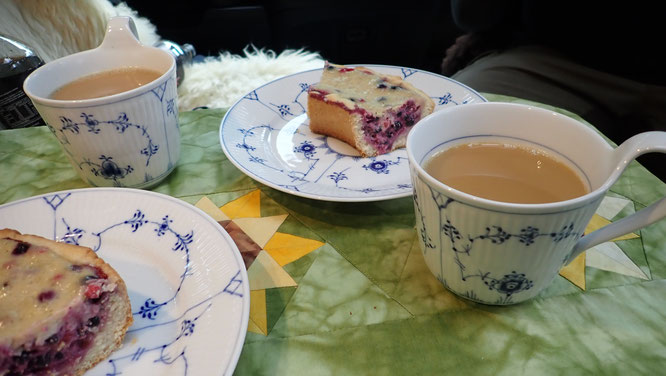 Bild: Kaffee und Kuchen