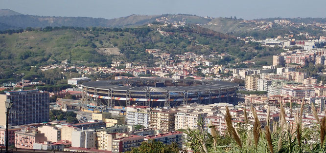 Bild: Stadio San Paolo SSC Neapel