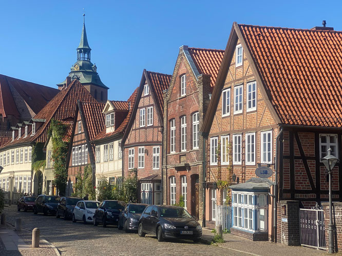 Bild: Sekungsgebiet in Lüneburg